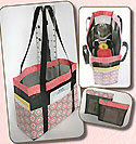 Oh Sew Simple Tote Pattern - Retail $9.00